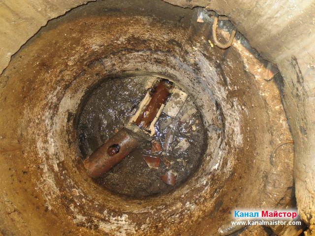 Почистена шахта