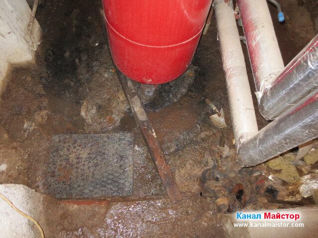Успешно отпушената канализация от екипа на Канал Майстор