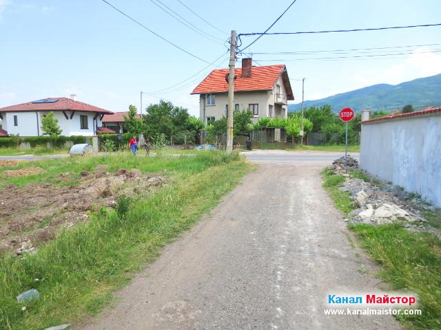Проверяваме уличният канал за запушване