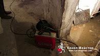 Отпушване на канализация в мазе на кооперация в центъра на София