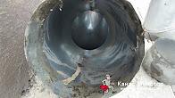 Отпушване на водосточна тръба в София