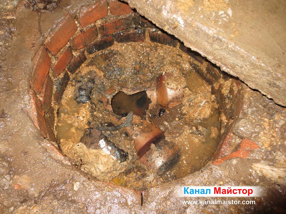 Ако и вашата канализационна шахта е запушена, и има нужда от отпушване, можете да ни се обадите да я отпушим